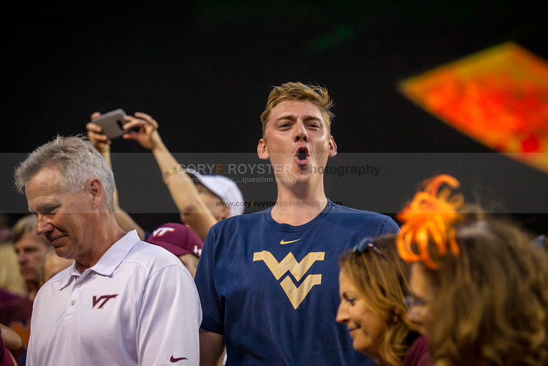 West Virginia vs Virginia Tech