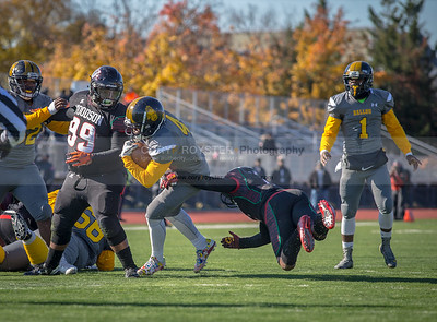 Ballou vs. H.D. Woodson - 48th Annual Turkey Bowl