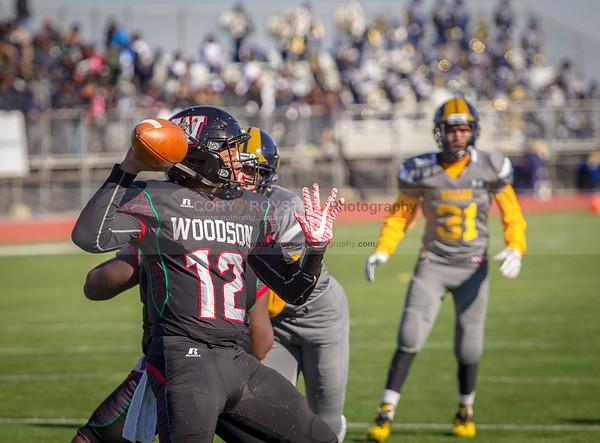 Ballou vs. H.D. Woodson - 48th Annual Turkey Bowl