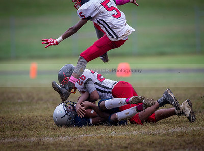 Crossland vs Central - JV