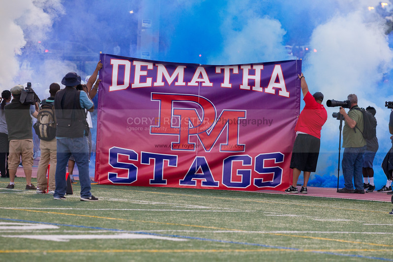 Friendship Collegiate vs DeMatha