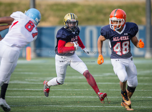 Nationals vs Capitals - DCSAA All Star Game