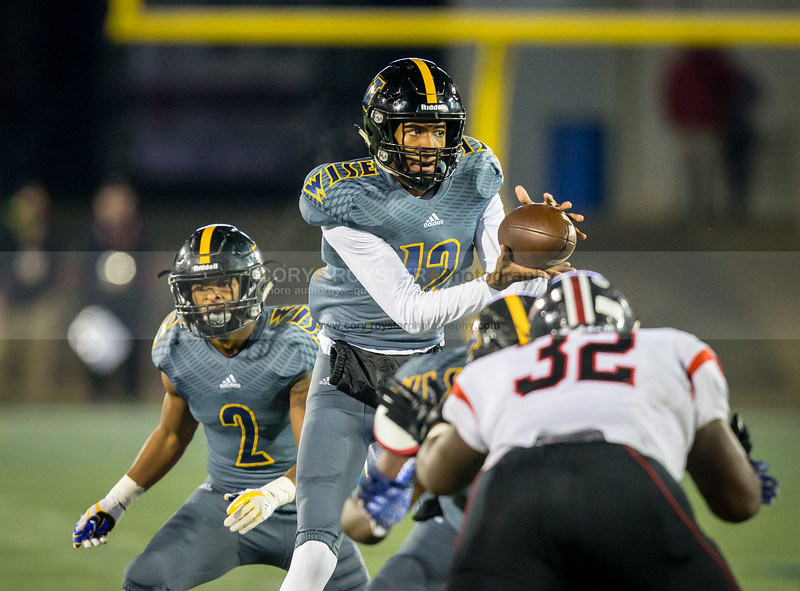 Quince Orchard vs Wise - MPSSAA 4A Championship