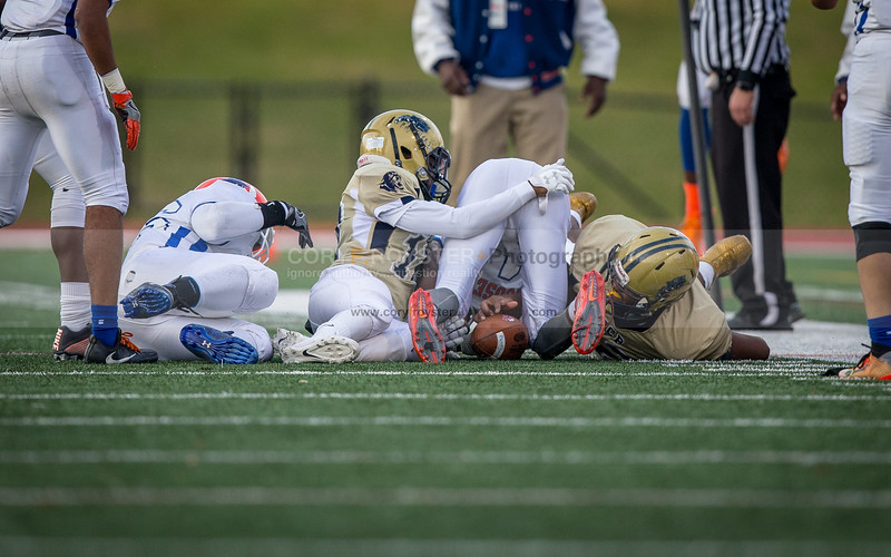 Theodore Roosevelt vs. National Collegiate Prep - DCSAA Football Class A Championship
