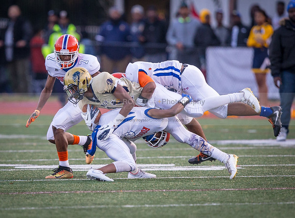 Theodore Roosevelt vs. National Collegiate Prep - DCSAA Football Class A Championship
