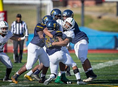 Wilson vs. Friendship Collegiate - DCSAA Football Class AA Semifinal