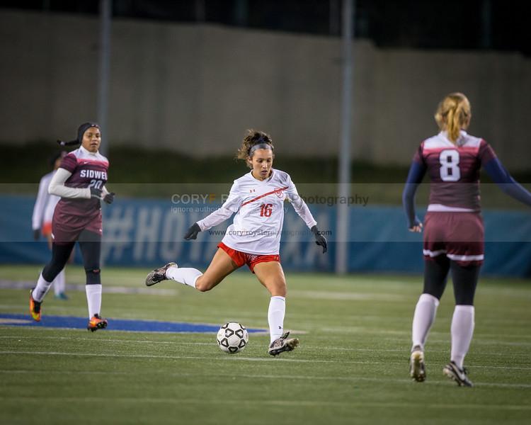 St. John's vs Sidwell Friends - DCSAA Girls Soccer Championship