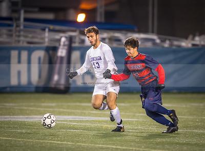 Gonzaga vs St. Alban's - DCSAA Boys Soccer Championship