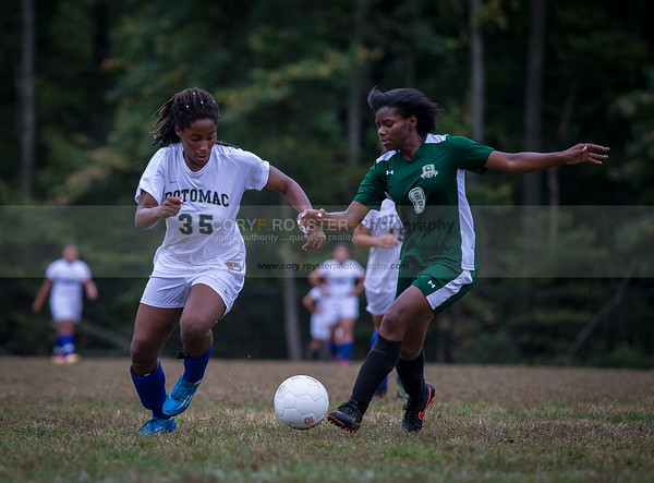 Surrattsville vs Potomac