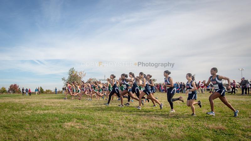 DCSAA Cross Country Championships 2017