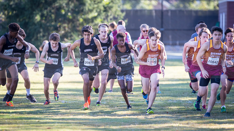 John Halm Memorial Alexandria City Cross Country Championships