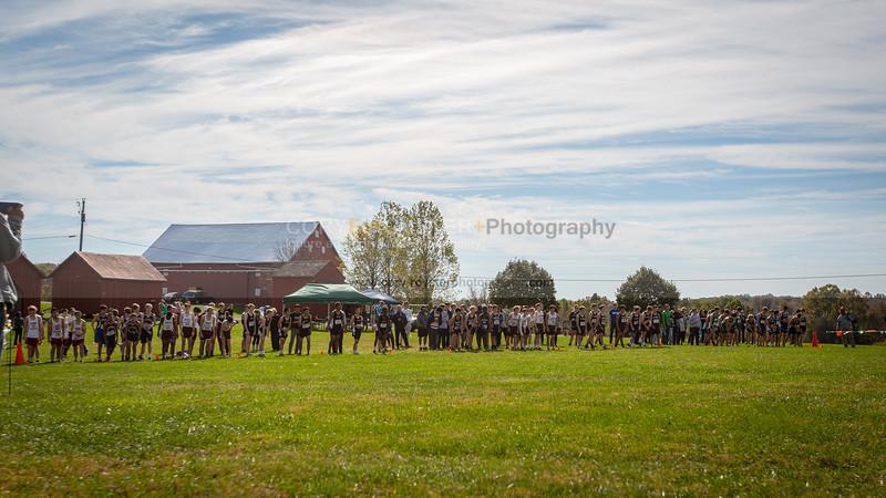 2017 IAC, ISL, and MAC Cross Country Championships