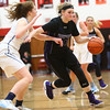2-11-17<br /> Northwestern vs South Bend St. Joseph girls bball regional<br /> <br /> Kelly Lafferty Gerber | Kokomo Tribune