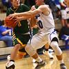 2-7-17<br /> Tipton vs Eastern boys basketball<br /> Eastern's Conner Buck tries to get around Tipton's defense.<br /> Kelly Lafferty Gerber | Kokomo Tribune