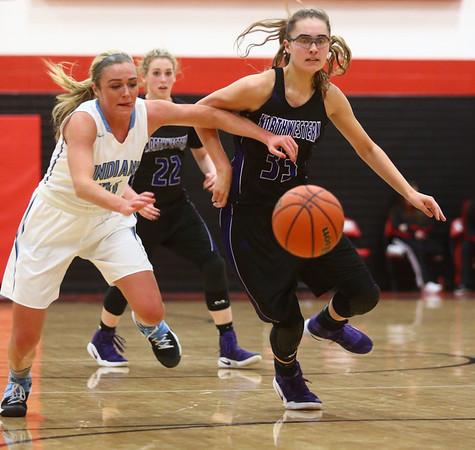 2-11-17<br /> Northwestern vs South Bend St. Joseph girls bball regional<br /> <br /> Kelly Lafferty Gerber | Kokomo Tribune