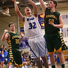 2-7-17<br /> Tipton vs Eastern boys basketball<br /> Tipton's Payton Hitchings shoots.<br /> Kelly Lafferty Gerber | Kokomo Tribune