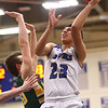 2-7-17<br /> Tipton vs Eastern boys basketball<br /> Tipton's Sam Gutierrez shoots.<br /> Kelly Lafferty Gerber | Kokomo Tribune