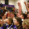 2-17-17<br /> Northwestern defeats Twin Lakes 56-48 for the Hoosier Conference Championship<br /> <br /> Kelly Lafferty Gerber | Kokomo Tribune