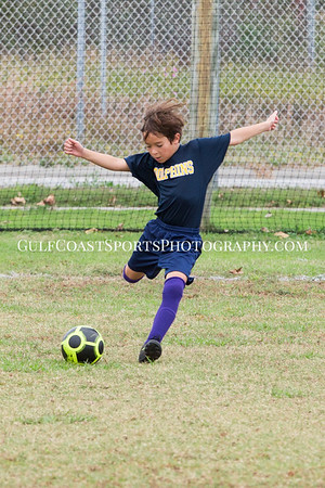 Gulf Breeze U10 All Star Soccer Game 1