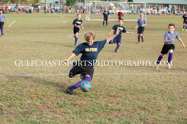 Gulf Breeze U10 All Star Soccer Game 2