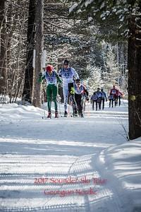 2017 GNSCC Sounder Ski Tour