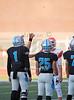 High School Varsity Football. Artesia Bulldogs at Cleveland Storm. September 22, 2017.