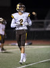 High School Varsity Football. Cibola Cougars at Cleveland Storm. October 13, 2017.