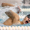 1-5-17<br /> Eastern vs Cass swimming<br /> Cass' Tanner Bowser in the 200 Y Freestyle<br /> Kelly Lafferty Gerber | Kokomo Tribune