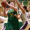 1-31-17<br /> Eastern vs Elwood girls basketball<br /> Eastern's Hailey Holliday goes up for a shot.<br /> Kelly Lafferty Gerber | Kokomo Tribune