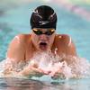 1-10-17<br /> Kokomo swimming<br /> Max White in the 200 Y IM.<br /> Kelly Lafferty Gerber | Kokomo Tribune