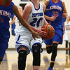 1-17-17<br /> Tipton vs Kokomo girls basketball<br /> Tipton's Kelsey Mitchell looks to the basket.<br /> Kelly Lafferty Gerber | Kokomo Tribune