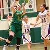 1-31-17<br /> Eastern vs Elwood girls basketball<br /> <br /> Kelly Lafferty Gerber | Kokomo Tribune