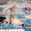1-5-17<br /> Eastern vs Cass swimming<br /> Eastern's Renna Ewing in the 50 Y Freestyle<br /> Kelly Lafferty Gerber | Kokomo Tribune