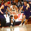 1-20-17<br /> Cass vs Northwestern boys basketball<br /> LC's Evan Ohman gets control of the ball from NW's Collin Hodson and Noah Dowden.<br /> Kelly Lafferty Gerber | Kokomo Tribune