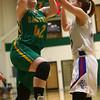 1-31-17<br /> Eastern vs Elwood girls basketball<br /> Eastern's Maci Weeks goes up to the basket.<br /> Kelly Lafferty Gerber | Kokomo Tribune