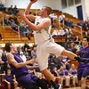 1-20-17<br /> Cass vs Northwestern boys basketball<br /> LC's Brady Johnson shoots.<br /> Kelly Lafferty Gerber | Kokomo Tribune