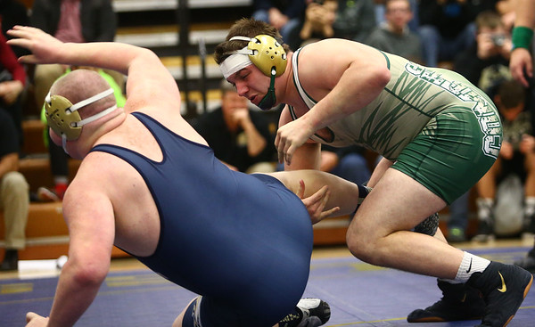 Sectional wrestling