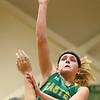 1-31-17<br /> Eastern vs Elwood girls basketball<br /> Eastern's Jeanie Crabtree goes up for a shot.<br /> Kelly Lafferty Gerber | Kokomo Tribune