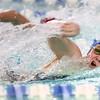 1-10-17<br /> Kokomo swimming<br /> Jessica Estep in the 50 Y Freestyle<br /> Kelly Lafferty Gerber | Kokomo Tribune