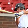 7-27-17<br /> Jackrabbits vs Paints<br /> Luke Fegen bats.<br /> Kelly Lafferty Gerber | Kokomo Tribune