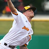 6-13-17<br /> Jackrabbits vs Aviators<br /> Chase Vanek pitches.<br /> Kelly Lafferty Gerber | Kokomo Tribune