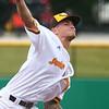 6-13-17<br /> Jackrabbits vs Aviators<br /> Chase Vanek pitches.<br /> Kelly Lafferty Gerber | Kokomo Tribune