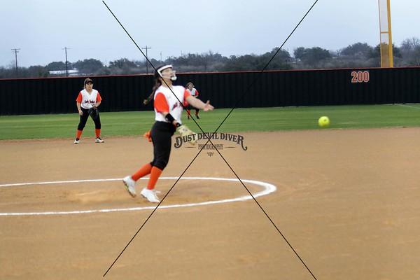 Lady Jacket Softball vs Mason