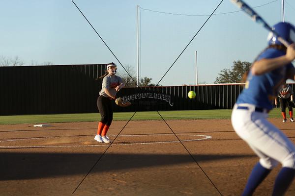 Lady Jackets Softball vs Blanco