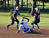Mount Vernon Varsity Lady Tigers vs Hooks Lady Hornets Bi-District Softball game 2 photos