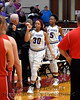 Mount Vernon Varsity Lady Tigers vs Pottsboro Lady Cardinals Regional Finals Basketball game photos