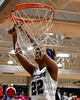 Mount Vernon Varsity Lady Tigers vs Pottsboro Lady Cardinals Regional Finals Basketball game cut the net photos