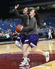 Mount Vernon Varsity Lady Tigers vs Brock Lady Eagles UIL State Semi-Finals Basketball game