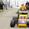 Don Knight | The Herald Bulletin<br /> Little 500 qualifying on Thursday.