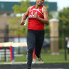 5-11-17<br /> Kokomo track and field<br /> Tionna Brown in the 400 dash.<br /> Kelly Lafferty Gerber | Kokomo Tribune